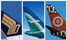 Kerja Sama Codeshare SIA, Silk Air, & Fiji Airways