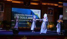 Program Hot Deal Kepri Targetkan 500 Ribu Penjualan Paket Wisata
