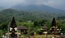 Bogor Punya Pura Indah di Kaki Gunung Salak