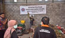 BUMDes Sima Sari Dana, Berhasil Olah Sampah