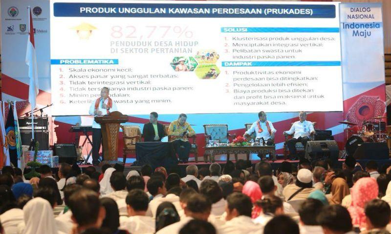 Menteri Desa Ajak Masyarakat Bengkulu Bangun Desa