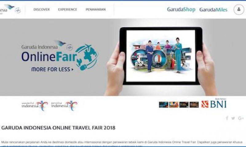 Saatnya Berburu Tiket Murah Garuda Indonesia & Citilink