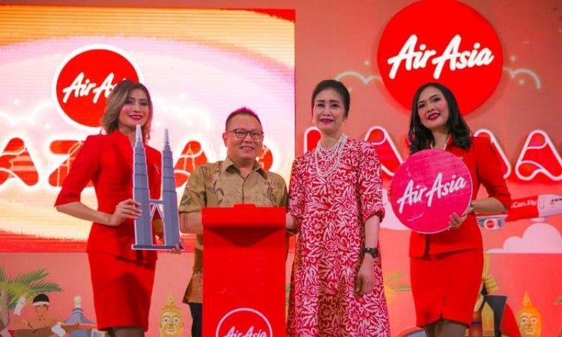 Ada Diskon Tiket di AirAsia Bazaar