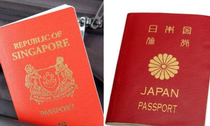 Paspor Jepang Paling Sakti Sedunia