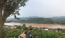 Keindahan Mount Phausi di Luang Prabang