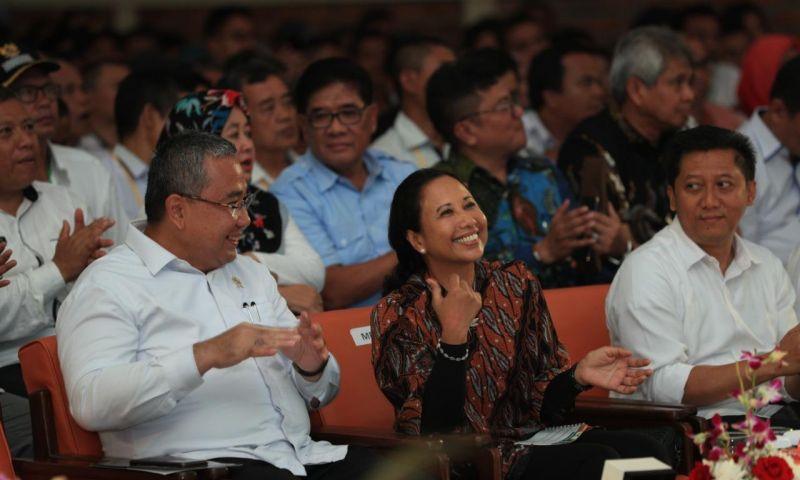 Dua Kementerian Kerja Sama Garap Desa