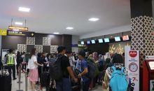 Pendapatan Bandara Adisutjipto Naik 17%