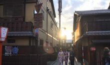 Dua Hari Menikmati Keindahan Kyoto
