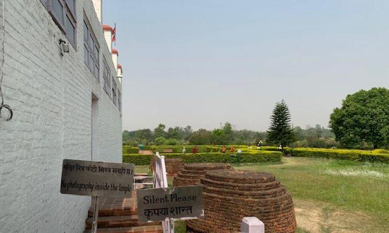 Lumbini,Tempat Kelahiran Sang Budha