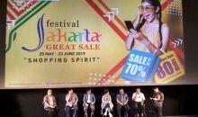Bersiap Wisata Belanja di Festival Jakarta Great Sale 2019