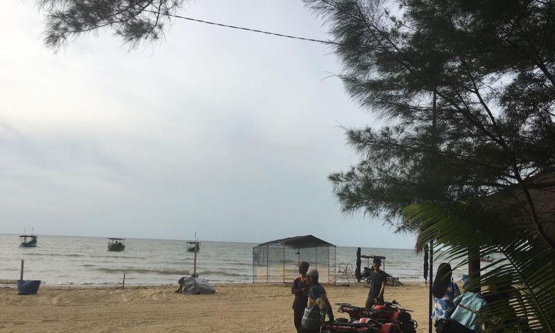 Mudik Lewat Rembang, Jangan Lupa Mampir ke Pantai Karang Jahe
