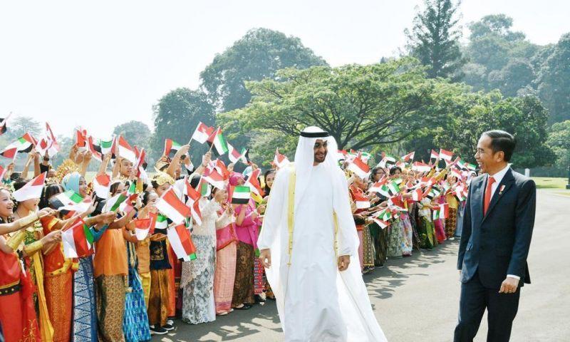 Uni Emirate Arab Sepakat Kerja Sama Kembangkan Sektor Pariwisata