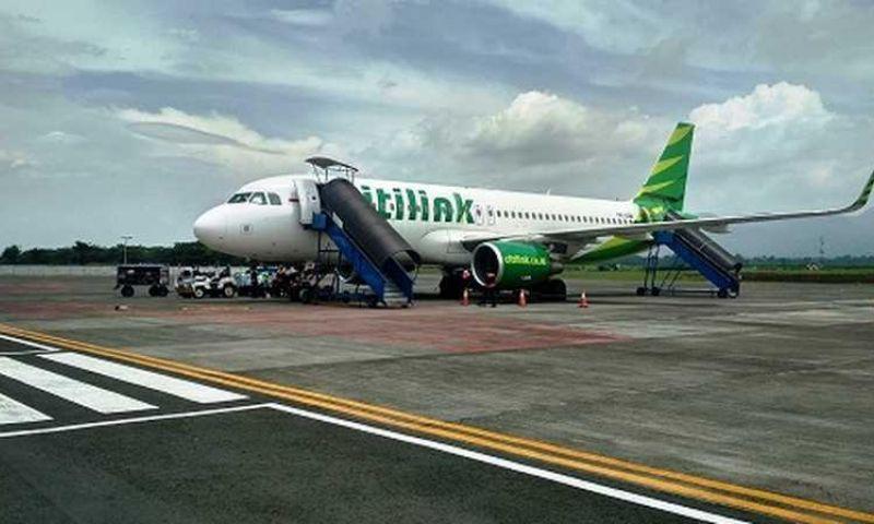 Citilink Pindah ke Terminal 2 Domestik Soekarno Hatta