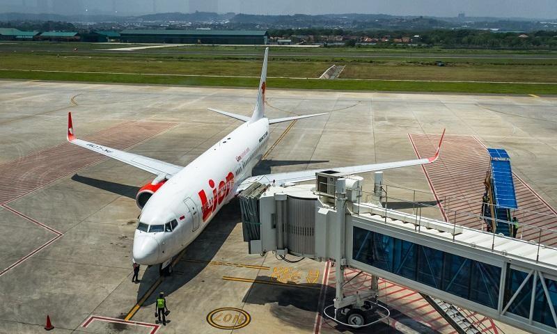 Lion Air Terbangi Langit Lombok-Jeddah
