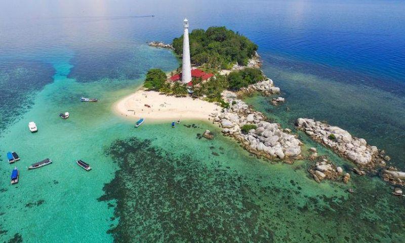 Sihir Pulau Lengkuas
