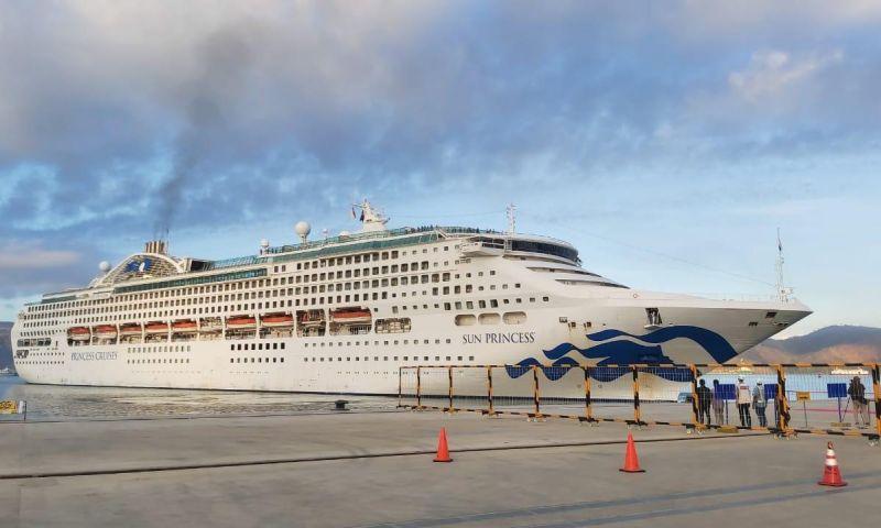 Pelabuhan Gili Mas Siap Disandari Kapal Pesiar