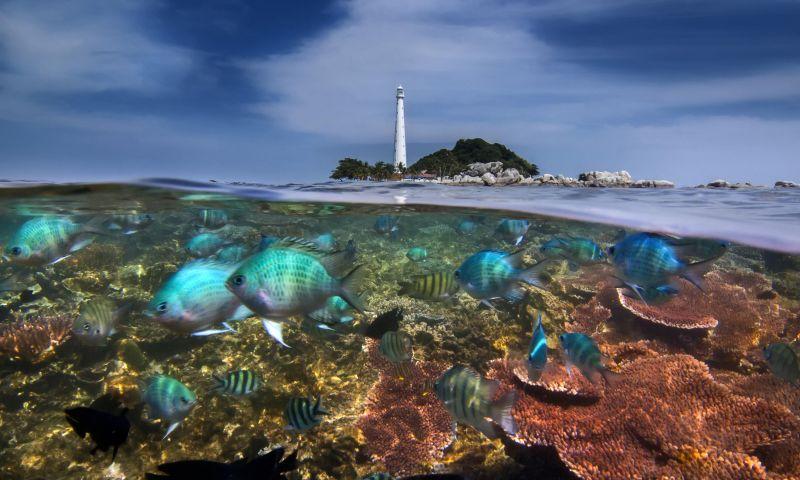 Sekilas Pariwisata Belitung