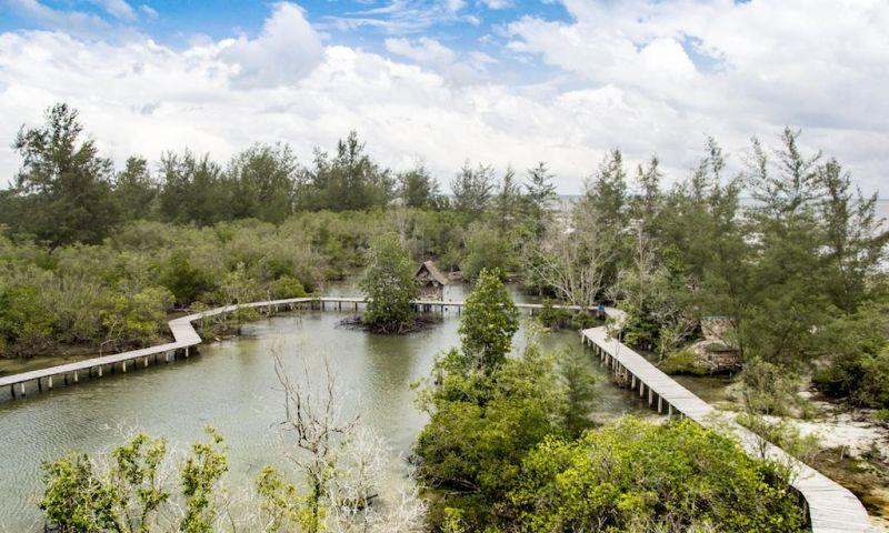 9 Keindahan Geosite Geopark Belitung