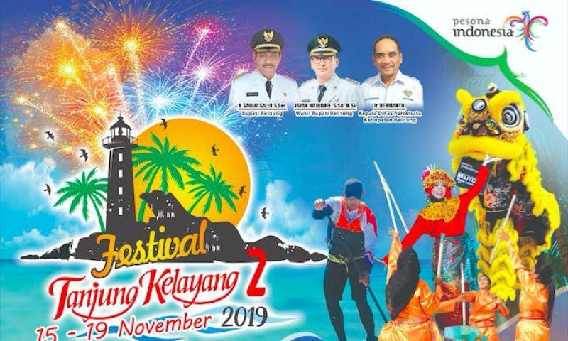 Siap-Siap ke Belitung Saksikan Festival Tanjung Kelayang 2