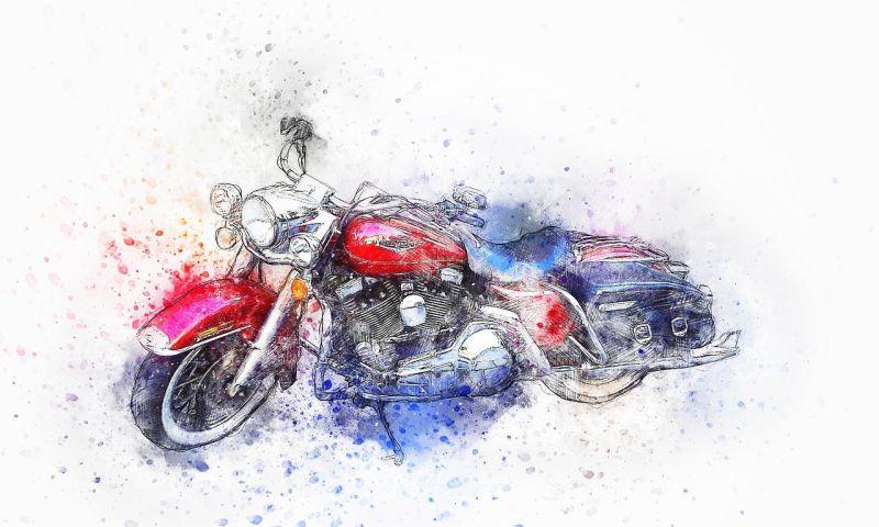 Garuda Sangkal Ada Penyelundupan Harley Davidson