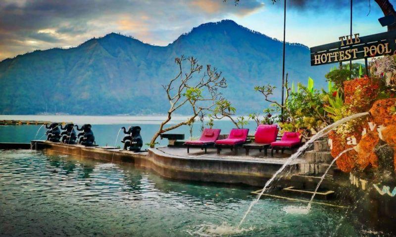 Toya Devasya Tawarkan Wisata Lengkap di Satu Tempat
