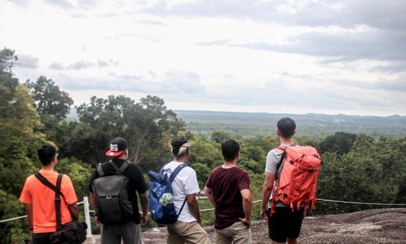 Bukit Peramun Keindahan Belitung yang Harus Dijelajahi