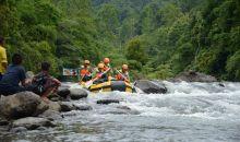 Gorontalo Utara Punya Trek Arung Jeram yang Indah & Menantang