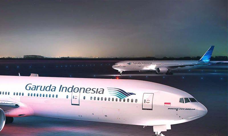 Ada Diskon 40% dari Garuda Indonesia