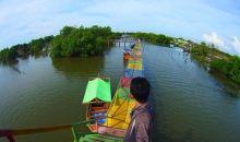 Pendapatan Pengelola Destinasi Wisata Bekasi Terjun Bebas