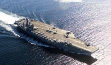 Kapal Induk Amerika akan Berlabuh di Belitung