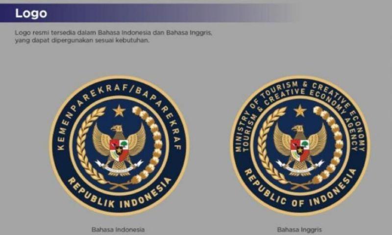 Penjelasan Perubahan Logo Kemenparekraf