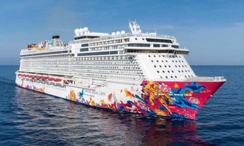 Genting Dream Cruise akan Mendarat di Belitung