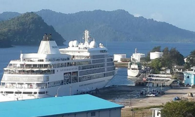 Wali Kota Sabang Minta Penundaan Kedatangan Kapal Pesiar