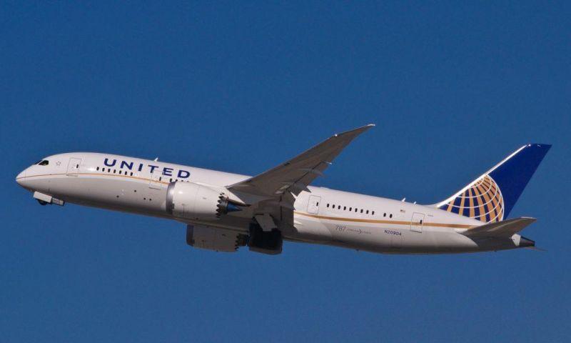 United Airlines Perpanjang Masa Pembatalan Penerbangan ke China