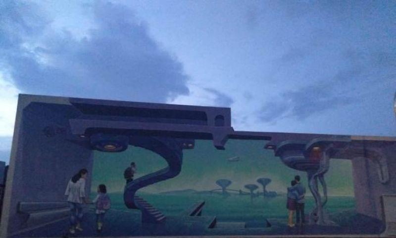 Menikmati Panorama Seni 'H(ART)BOUR Festival 2020' di  Kawasan Pelabuhan