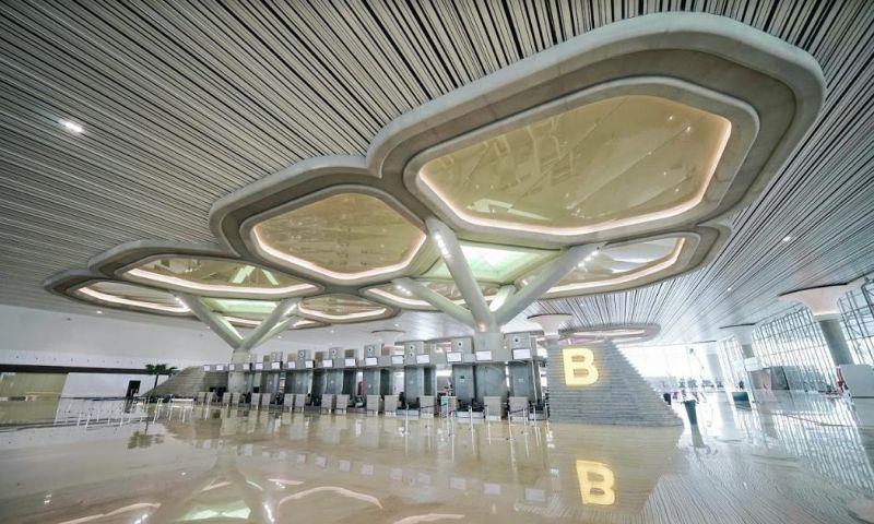 Akhir Maret, Bandara Internasional Yogyakarta Beroperasi Penuh