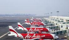 AirAsia Hentikan Sementara Seluruh Penerbangan