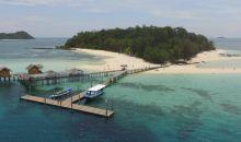 Pulau Saronde Gorontalo Kembali Beroperasi