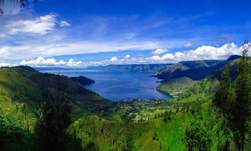 Kaldera Toba Resmi Ditetapkan Jadi UNESCO Global Geopark
