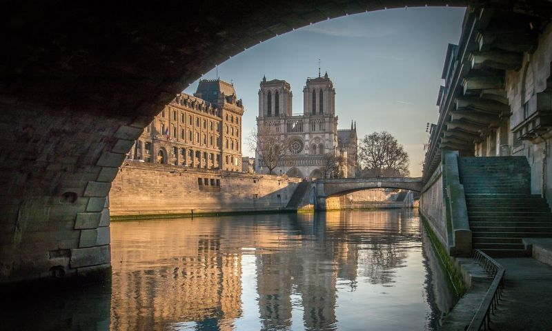 Notredame akan Segera Dibangun Kembali