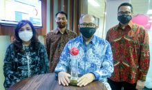 Citilink Raih Penghargaan Anugerah Inovasi Indonesia 2020