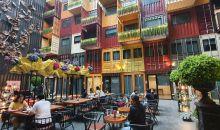 Qubika, Hotel Kontainer Nyaman & Instagramable
