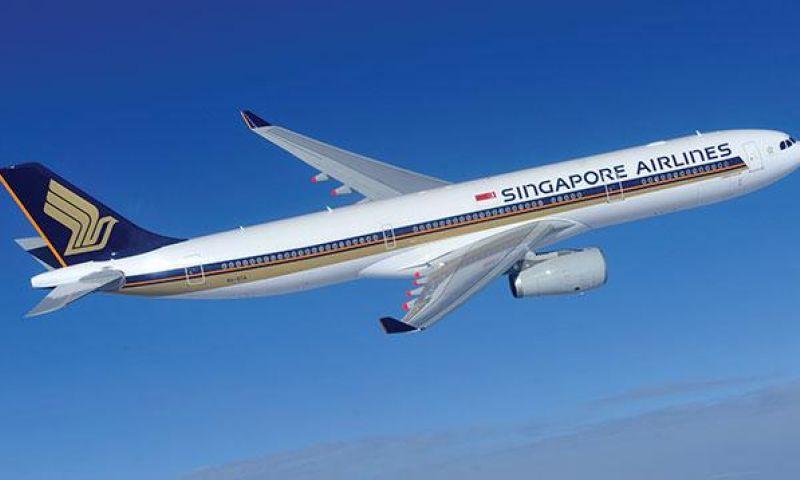 Singapore Airlines Group Pangkas 4.300 Pegawai