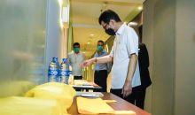 Menteri Pariwisata Tinjau Kesiapan Hotel yang akan Jadi Tempat Isolasi Mandiri