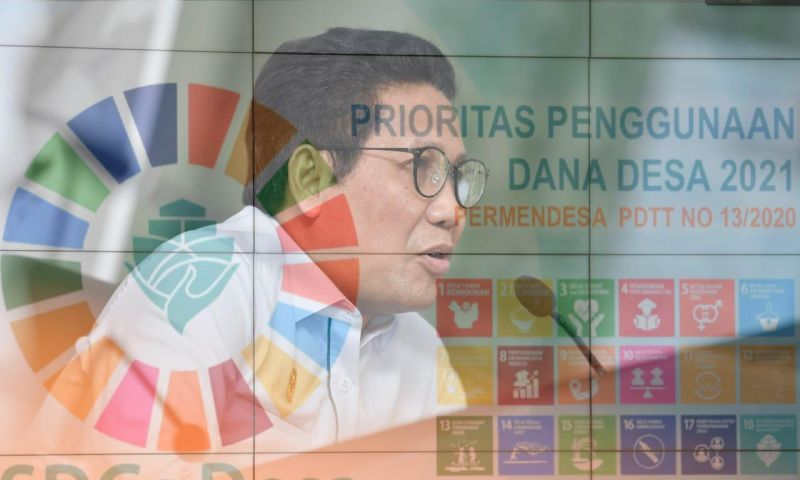 Ini Jabaran 18 Poin SDGs Penggunaan Dana Desa 2021