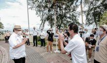 Bintan Kabupaten Pertama yang Terima Sertifikat Indonesia Care