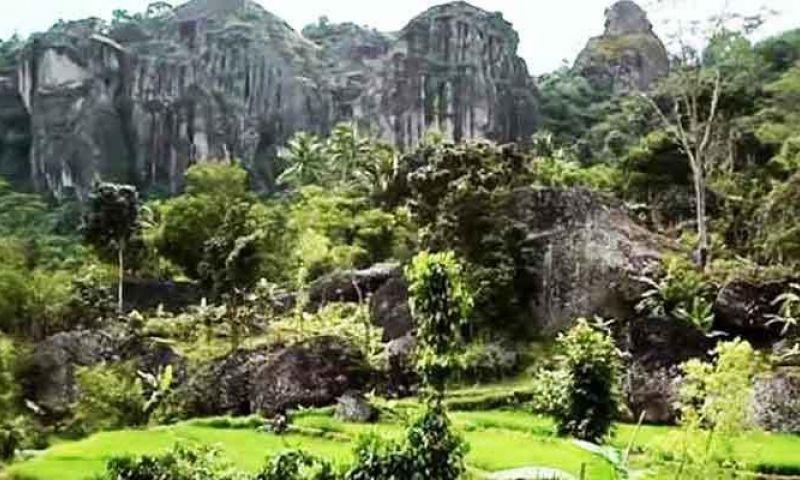 Geopark Gunung Sewu akan Dikembangkan untuk Dongkrak Wisatawan