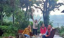 Joglo Nusantara, Oase Tersembunyi di Situ Pengasinan