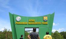 Pembangunan Tracking Mangrove di Pariaman jadi Destinasi Minat Khusus