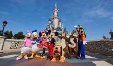 Disneyland Paris Tunda Lagi Tanggal Pembukaan hingga April 2021